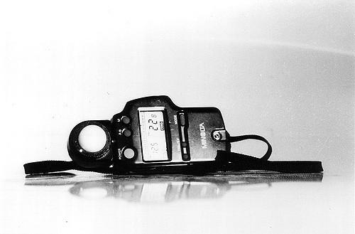 237. El fotómetro | flashímetro de mano