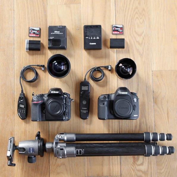 315. 16 cosas que un fotógrafo debería llevar en su mochila