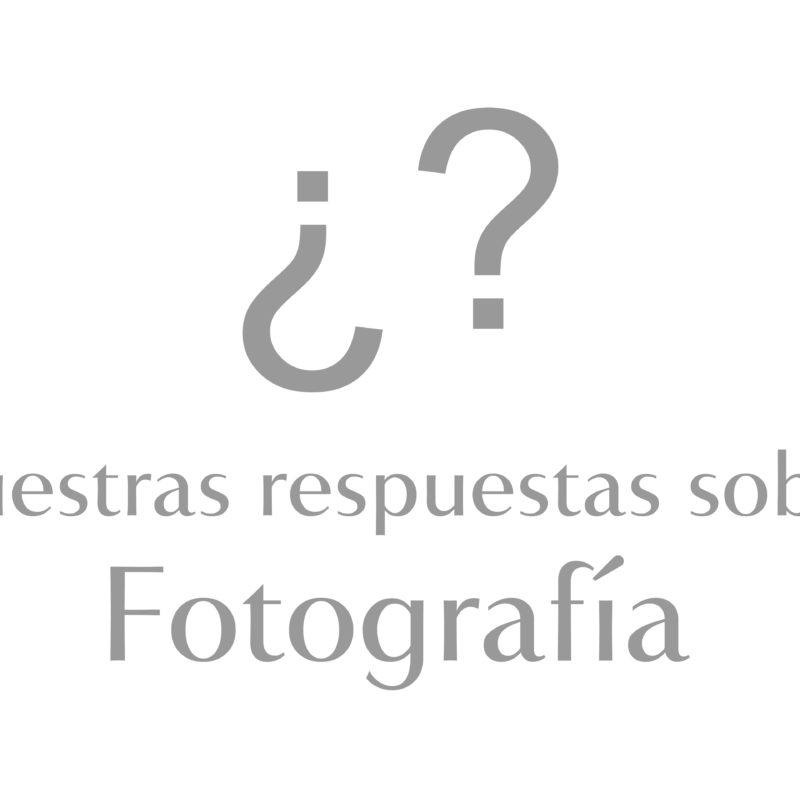 36. Preguntas y respuestas de fotografía