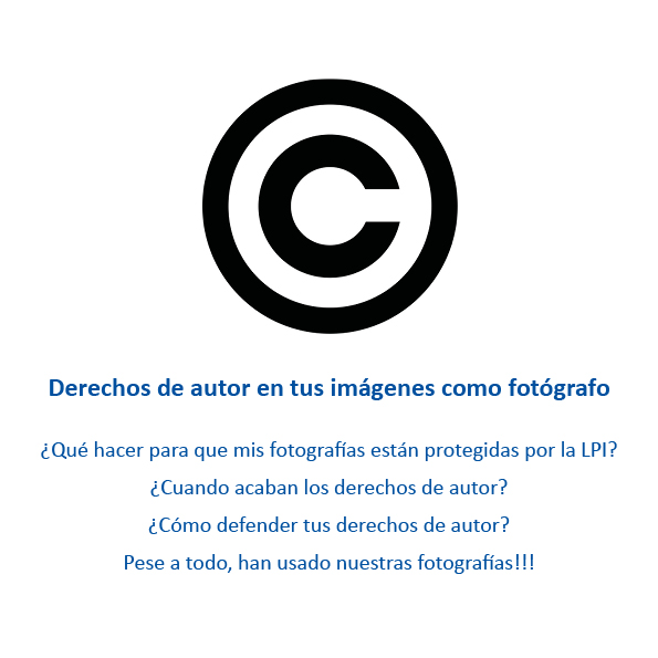111. Derechos de autor en tus imágenes como fotógrafo