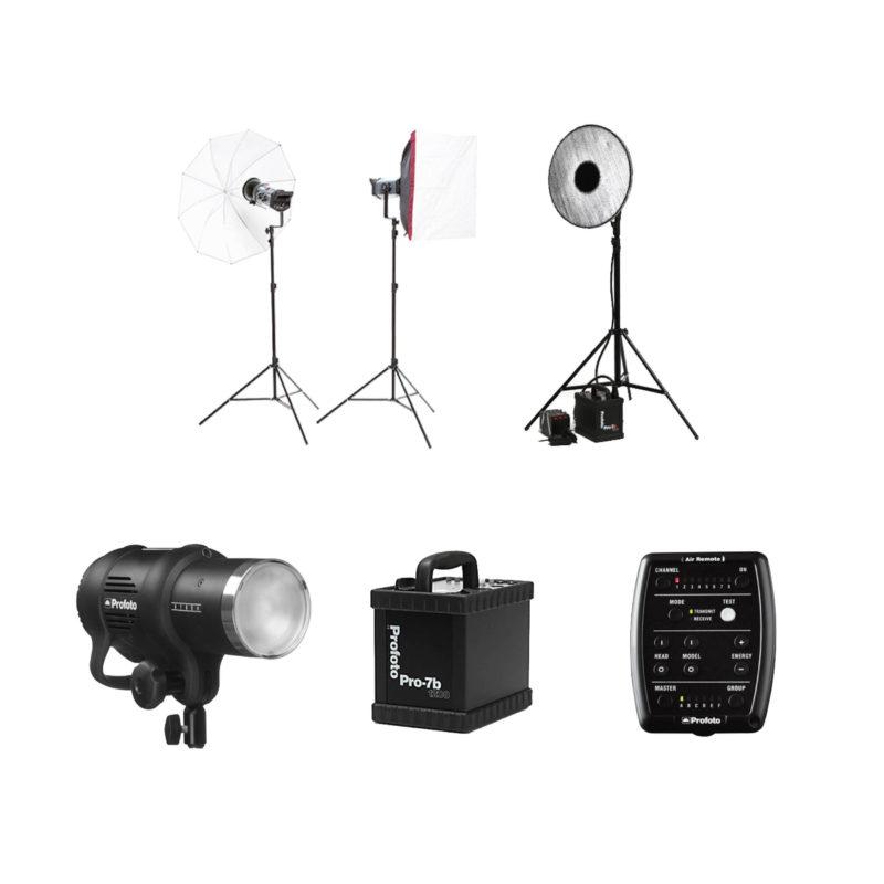 51. Curso de iluminación para fotografía 7 | Flashes generadores y compactos
