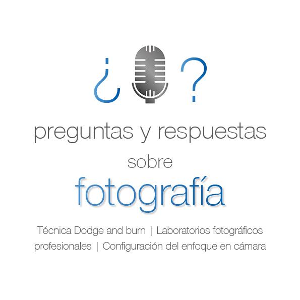 92. Preguntas varias sobre fotografía