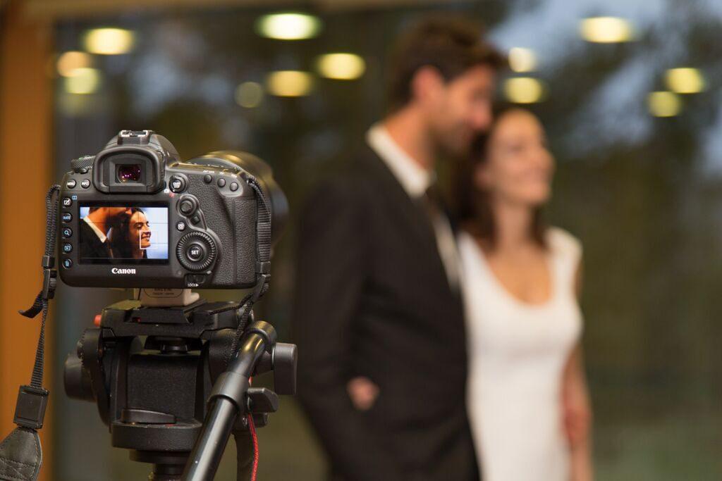 Boda, contrato para reportajes de bodas