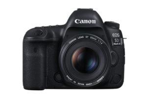 Alquiler Canon 5D Mark IV