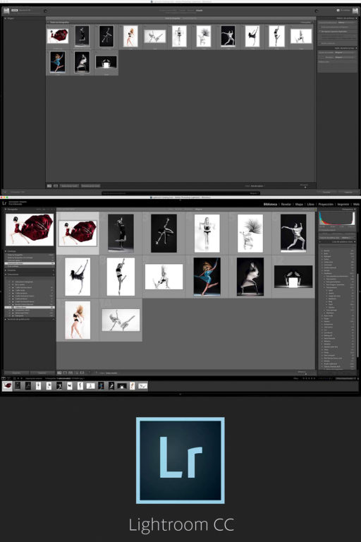 Taller Adobe Lightroom