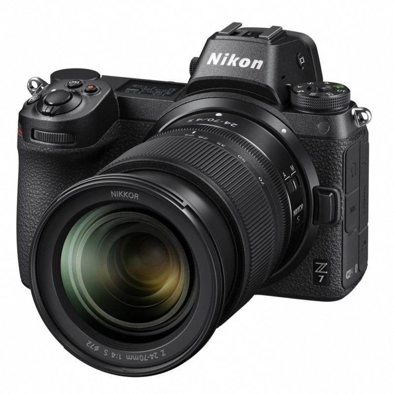 291. Nueva Nikon Z-7