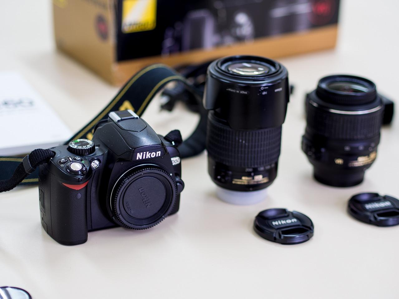 preguntas varias sobre fotografía_cámara Nikon