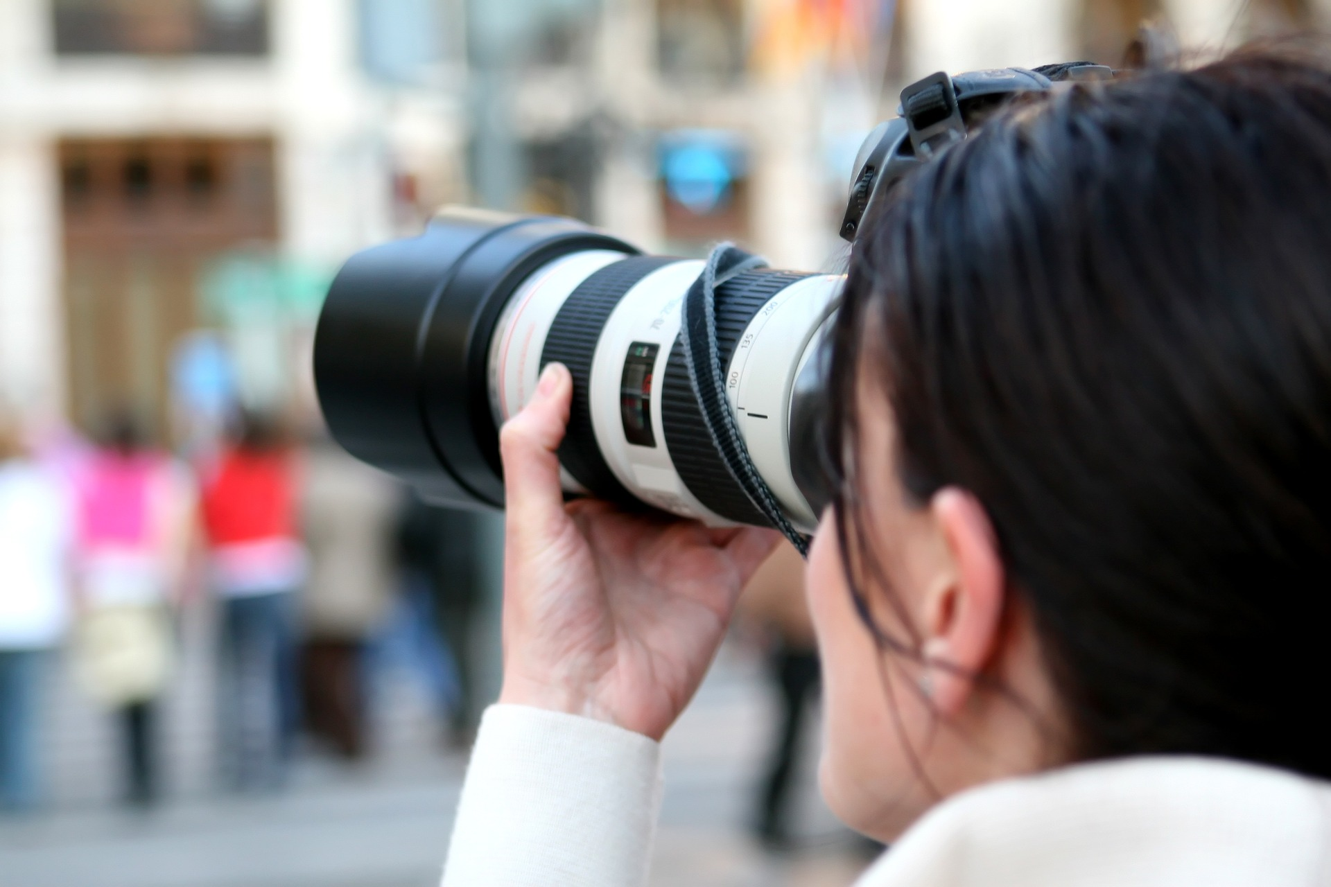 ser fotógrafo profesional