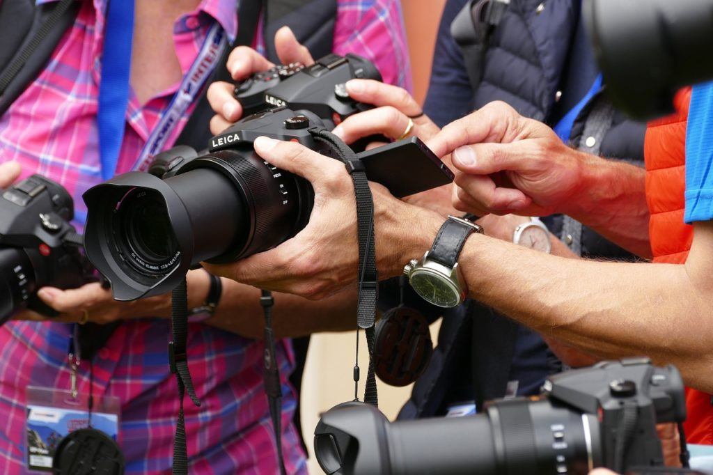 temas varios sobre fotografía