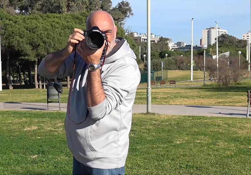 Curso práctico de iniciación a la fotografía difital